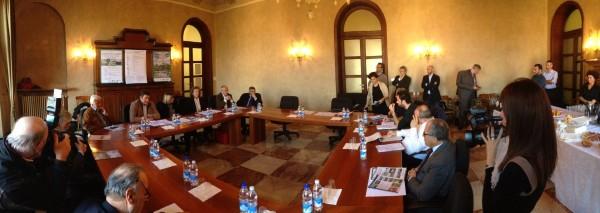 Mantova civiltà dell'acqua conferenza stampa (1) (Large)