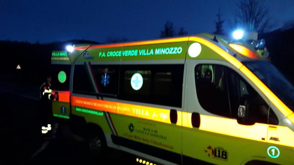 Elicottero Notte : Elicottero di notte la prima a villa minozzo studio arlotti
